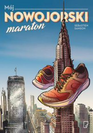 Okładka książki/ebooka Mój nowojorski maraton