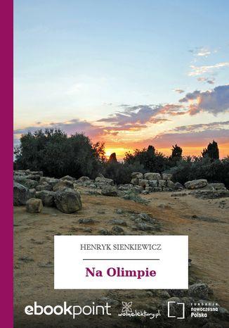 Okładka książki/ebooka Na Olimpie