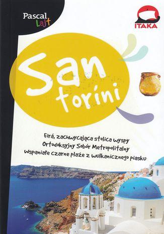 Okładka książki/ebooka Santorini.Pascal Lajt