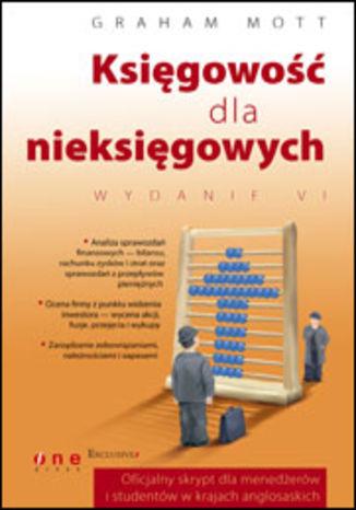 Okładka książki Księgowość dla nieksięgowych. Wydanie VI