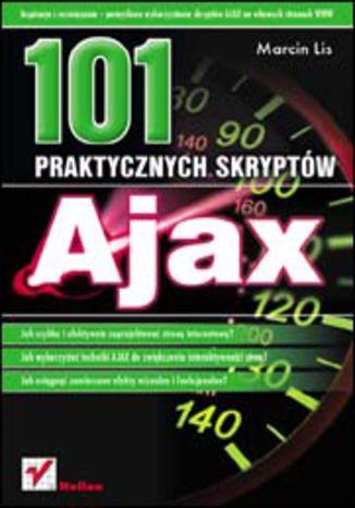 Okładka książki/ebooka Ajax. 101 praktycznych skryptów