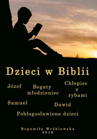 Okładka książki/ebooka Dzieci w Biblii