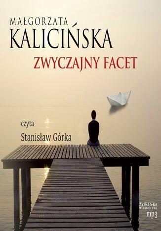 Okładka książki/ebooka Zwyczajny facet