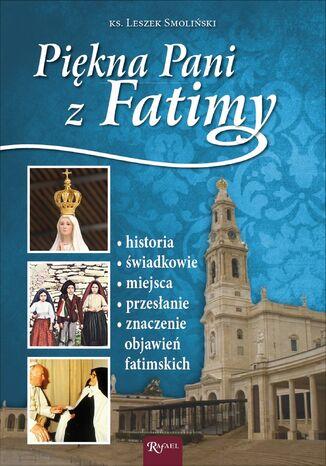Okładka książki/ebooka Piękna Pani z Fatimy