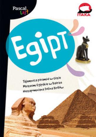 Okładka książki Egipt. Przewodnik Pascal Lajt