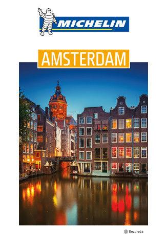 Okładka książki/ebooka Amsterdam. Michelin. Wydanie 1