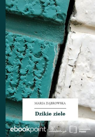 Okładka książki/ebooka Dzikie ziele