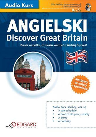 Okładka książki/ebooka Angielski - Discover Great Britain