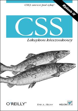 Okładka książki/ebooka CSS. Leksykon kieszonkowy. Wydanie IV