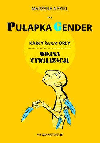 Okładka książki/ebooka Pułapka Gender
