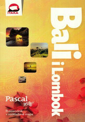 Okładka książki/ebooka Bali i Lombok Pascal 360 stopni