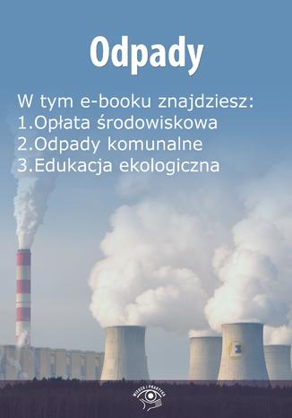 Okładka książki/ebooka Odpady, wydanie kwiecień 2014 r