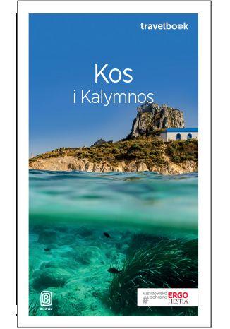 Okładka książki/ebooka Kos i Kalymnos. Travelbook. Wydanie 3