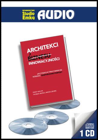 Okładka książki/ebooka Architekci innowacyjności