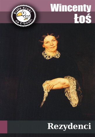 Okładka książki/ebooka Rezydenci. Opowiadania i nowele z niedawnej przeszłości