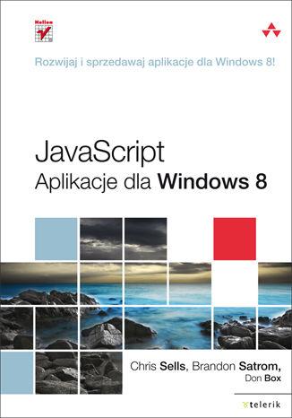 Okładka książki/ebooka JavaScript. Aplikacje dla Windows 8