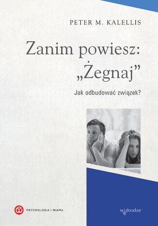 Okładka książki/ebooka Zanim powiesz: