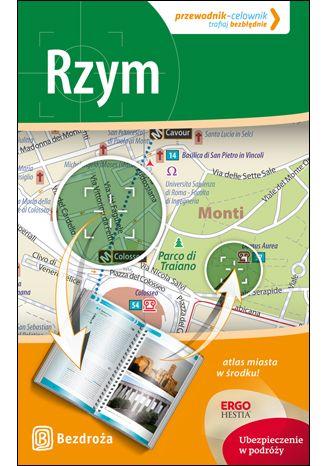 Okładka książki/ebooka Rzym. Przewodnik-celownik. Wydanie 3