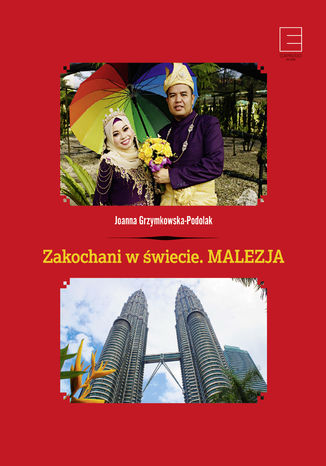 Okładka książki/ebooka Zakochani w świecie Malezja