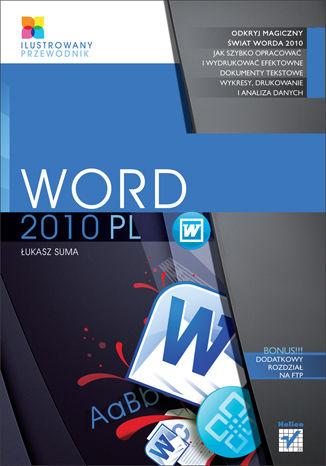 Okładka książki/ebooka Word 2010 PL. Ilustrowany przewodnik
