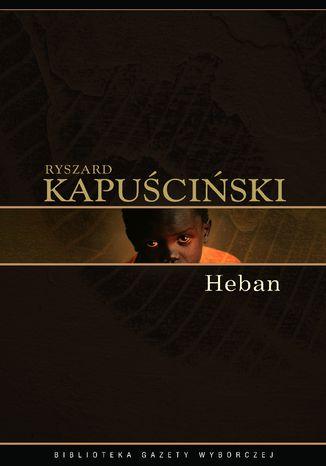 Okładka książki/ebooka Heban