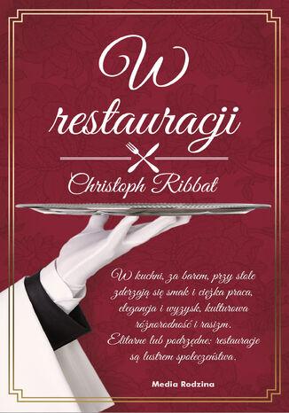 Okładka książki/ebooka W restauracji