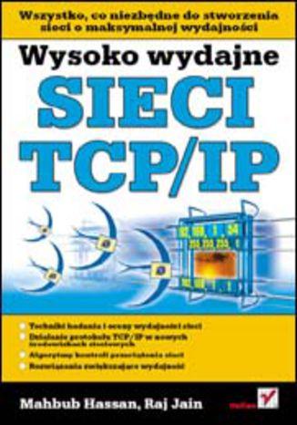 Okładka książki Wysoko wydajne sieci TCP/IP