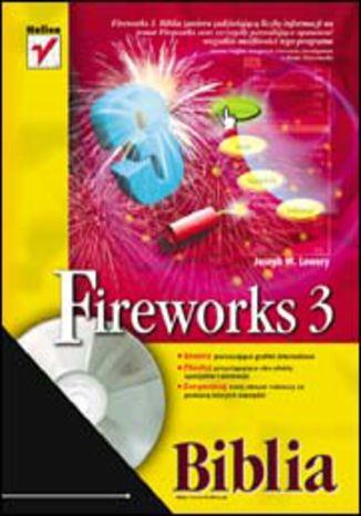 Okładka książki/ebooka Fireworks 3. Biblia