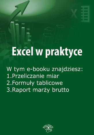 Okładka książki/ebooka Excel w praktyce, wydanie październik 2015 r