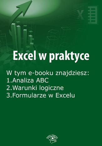 Okładka książki/ebooka Excel w praktyce, wydanie styczeń 2016 r
