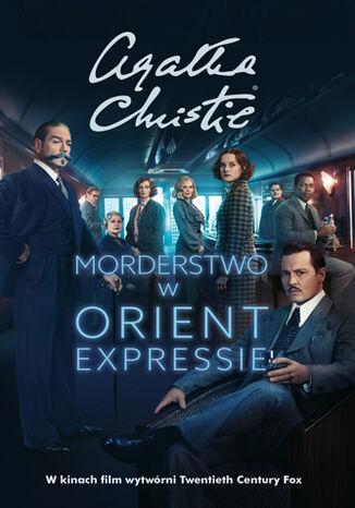 Okładka książki/ebooka Morderstwo w Orient Expressie