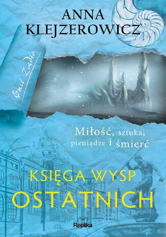 Okładka książki/ebooka Emil Żądło. Księga Wysp Ostatnich