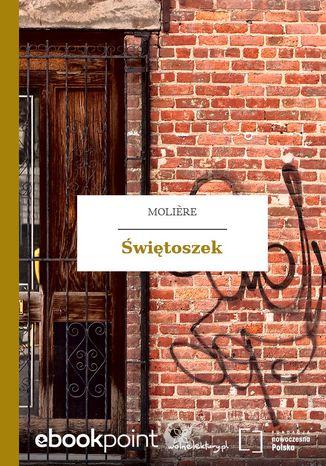 Okładka książki/ebooka Świętoszek