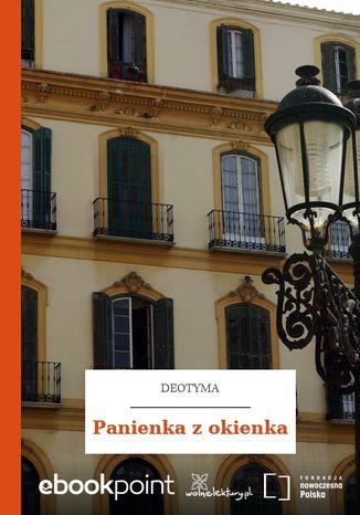 Okładka książki/ebooka Panienka z okienka
