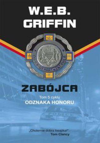 Okładka książki/ebooka Zabójca. Odznaka honoru 5