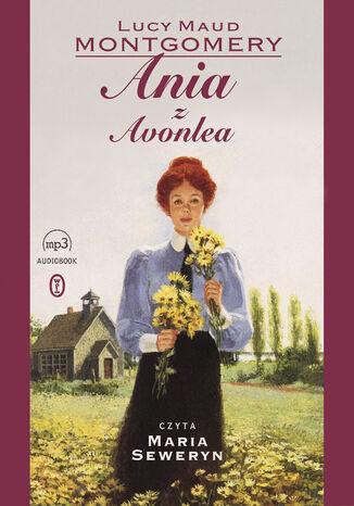 Okładka książki/ebooka Ania z Avonlea