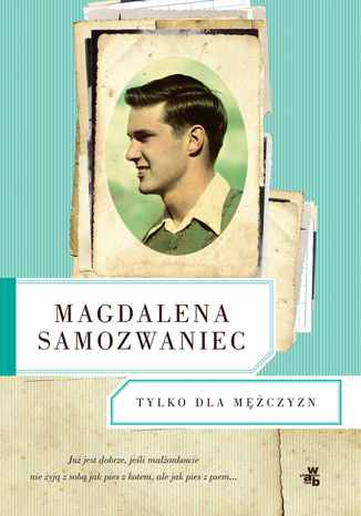 Okładka książki/ebooka Tylko dla mężczyzn