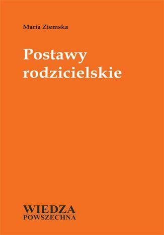 Okładka książki/ebooka Postawy rodzicielskie