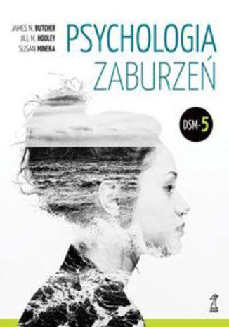 Okładka książki/ebooka Psychologia zaburzeń