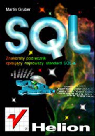 Okładka książki/ebooka SQL