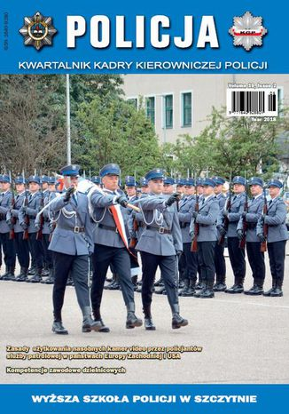 Okładka książki/ebooka Policja 2/2018