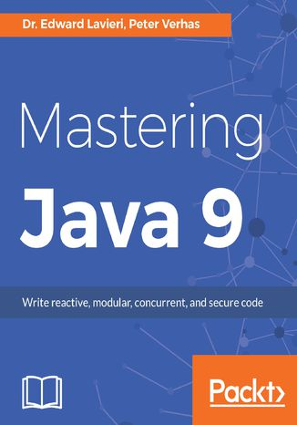 Okładka książki/ebooka Mastering Java 9