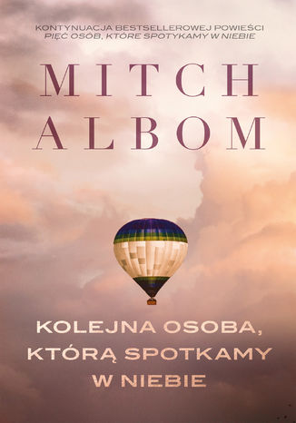 Okładka książki/ebooka Kolejna osoba, którą spotkamy w niebie