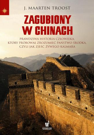 Okładka książki/ebooka Zagubiony w Chinach