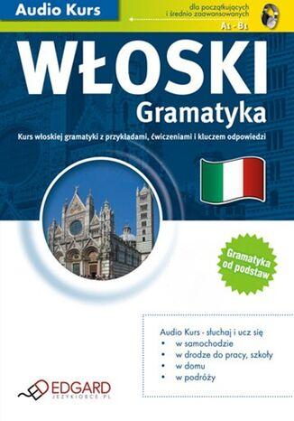Okładka książki/ebooka Włoski Gramatyka