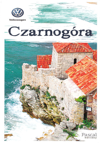 Okładka książki/ebooka Czarnogóra. Przewodnik Pascal Holiday