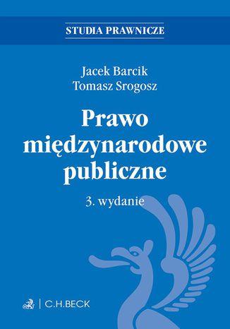Okładka książki/ebooka Prawo międzynarodowe publiczne. Wydanie 3