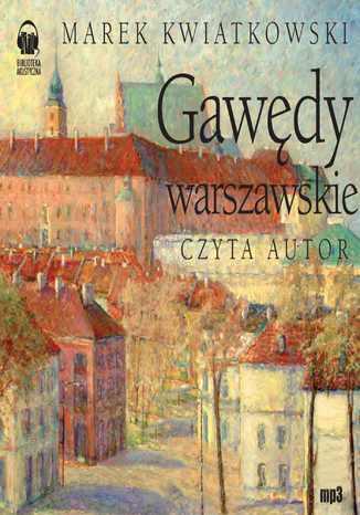Okładka książki/ebooka Gawędy Warszawskie