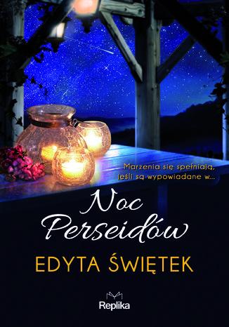 Okładka książki/ebooka Noc Perseidów
