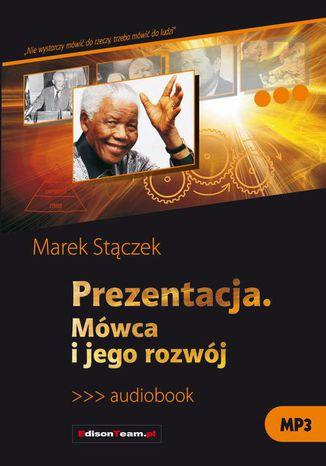 Okładka książki/ebooka Prezentacja. Mówca i jego rozwój